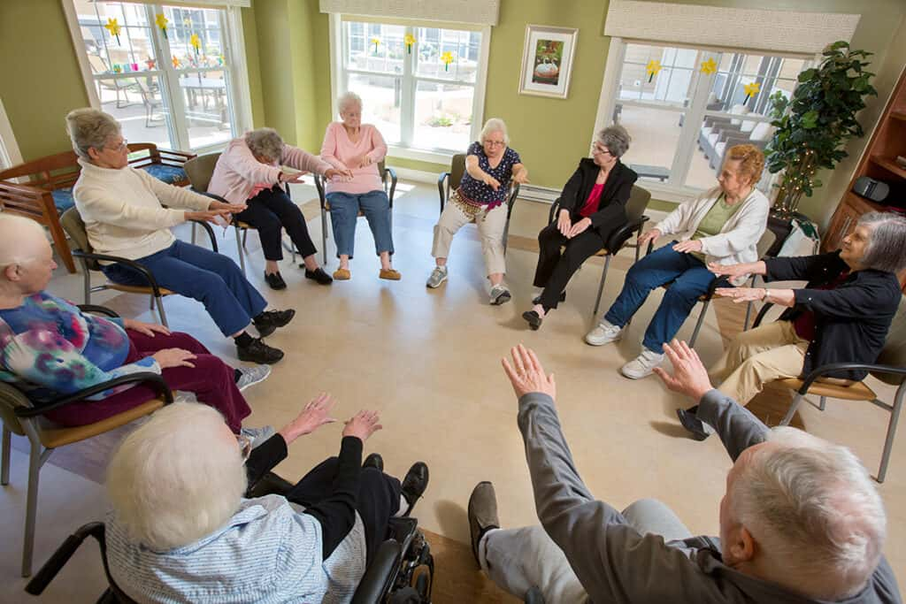 Adult Day Care Center